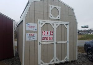 All New Econo Line Buildings from K&K Portable Buildings Southern Illinois
